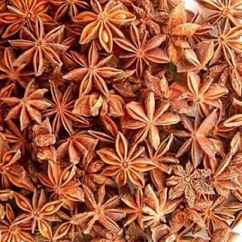 Badiane ou Anis étoilé Bio (fruit) - Nature et progrès