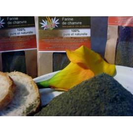Farine de chanvre Bio - Nature et Progrès