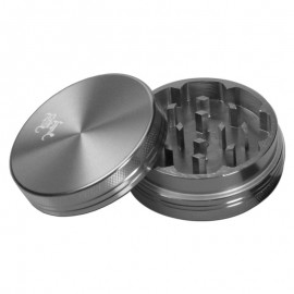 Grinder Black Leaf 2p 40mm