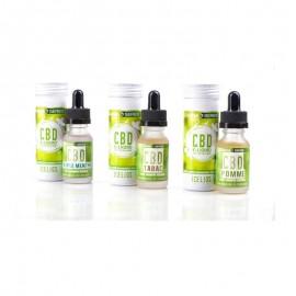 Ice CBD Tabac - E-liquide cannabis sans THC - docteur-vaporisaeur.com