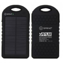 Chargeur solaire USB - Spring - Vapium