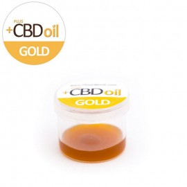 Plus CBD Oil gold