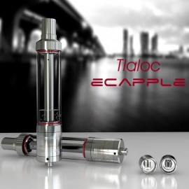 Tlaloc - Wax/Dab Bubbler - Ecapple