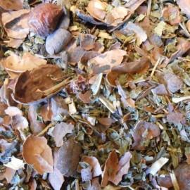 Cacao/Menthe Bio (cosse et feuille)