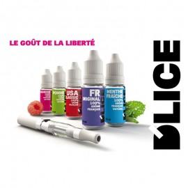 Destockage E-Liquides D'Lice Promo