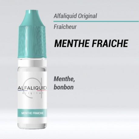 Menthe Fraîche Alfaliquid