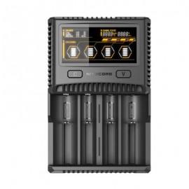 Nitecore SC4 Chargeur Accu rapide Intelligent
