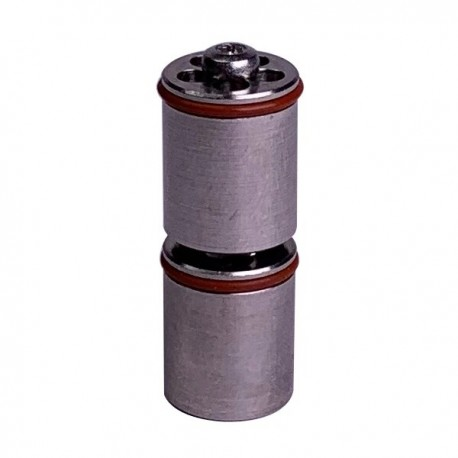 Grinder 4 parts 40 mm Inox - Black Leaf