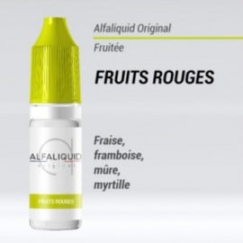 Fruits Rouges - AlfaLiquid
