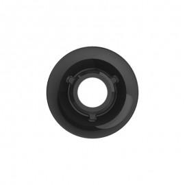 Steely Dan Stainless Steel Grinder 2 part - Black Leaf