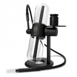 The Stündenglass Gravity Hookah V2 - Bubbler Vaporisateur