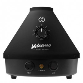 Volcano Classic Onyx - Vaporisateur de Salon