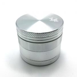 Grinder Black Leaf 4 pièces - 40mm - filtre de récuperation