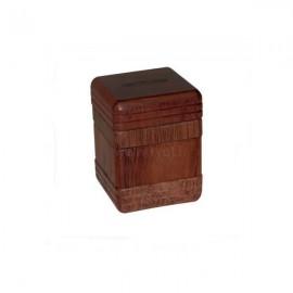 """Grinder en bois pollinisateur 4 pièces """"all wood Ryot"""" - Bois de rose"""