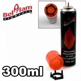 Recharge Gaz BELFLAM zero impuretés 300 ml
