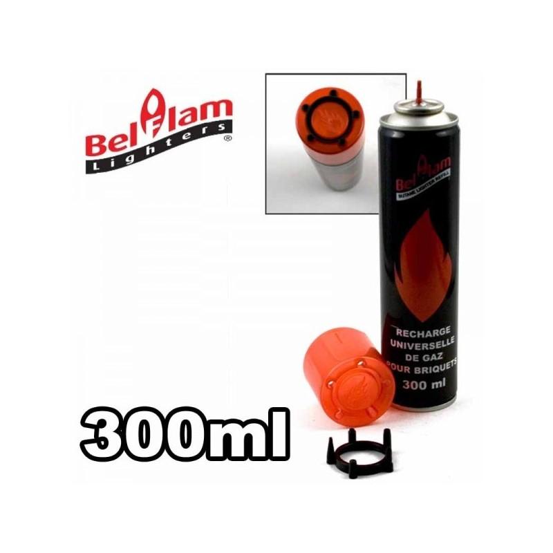 recharge gaz belflam zero impuret s 300 ml docteur. Black Bedroom Furniture Sets. Home Design Ideas