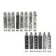 Batterie Ego K 650 mah (avec gravure)