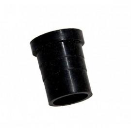 Bouchon en silicone noir vaponic - Accessoire Vaponic