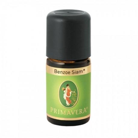 Huile essentielle de Benjoin de Siam Bio Primavera 5 ml (Benzoe Siam)