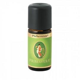 Huile essentielle de Menthe Poivrée Bio Primavera 5 ml - Demeter (biodynamic)