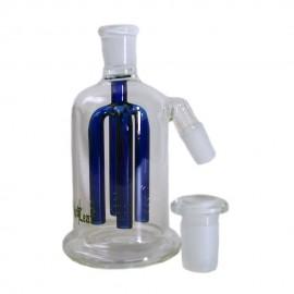 Filtre à eau en verre - Chambre à eau avec percolateur - Black Leaf