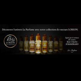 Pack collection Lorion de La Parfume (8 E-Nectars)