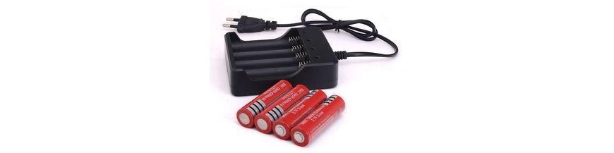 Batterie - Accu - Chargeur