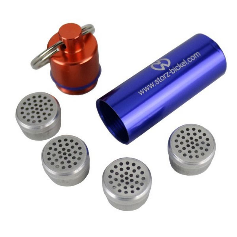 capsule caddy storz mighty