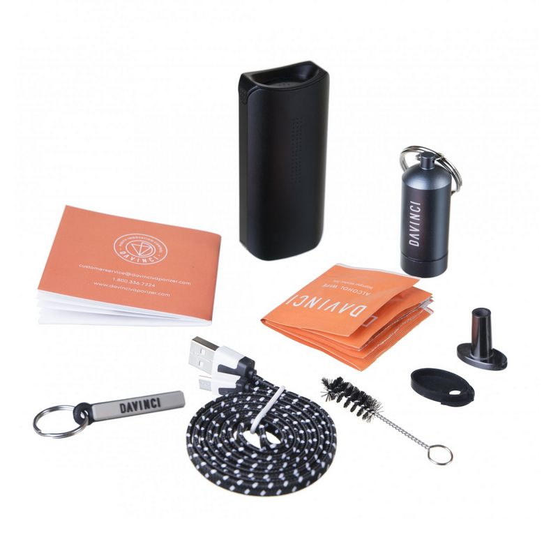 pack vaporisateur da vinci iq accessoires