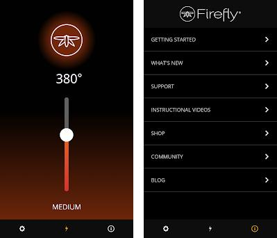 firefly 2+ application