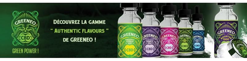 greeneo cbd e-liquide