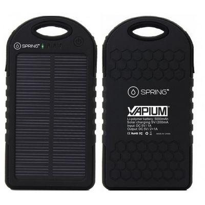 vapium summit chargeur solaire usb